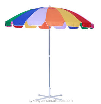 Big Size Indian Garden Umbrella Aluminum Patio Beach Umbrella Parasol India  Delhi