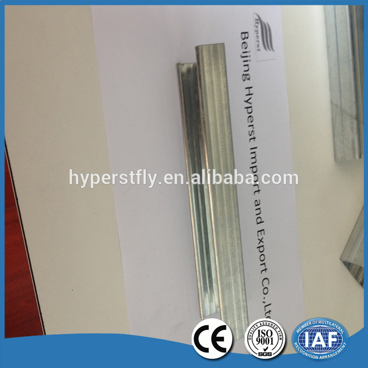 Light steel keel Metal building material profile