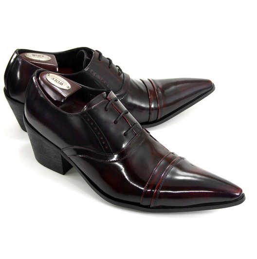 How Do You Stretch Mens Leather Shoes