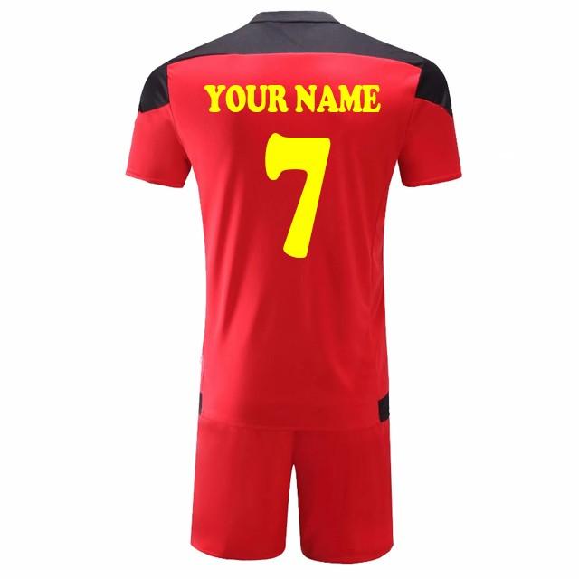 ขายส่งเสื้อฟุตบอลว่างเปล่า JERSEY ชุดฟุตบอล JERSEY ชุด