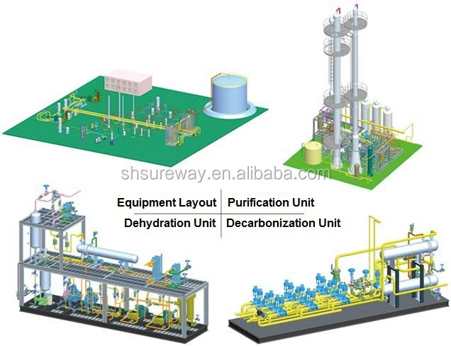 Mini Lng Plant : Mini lng plant skid mounted liquid natural gas