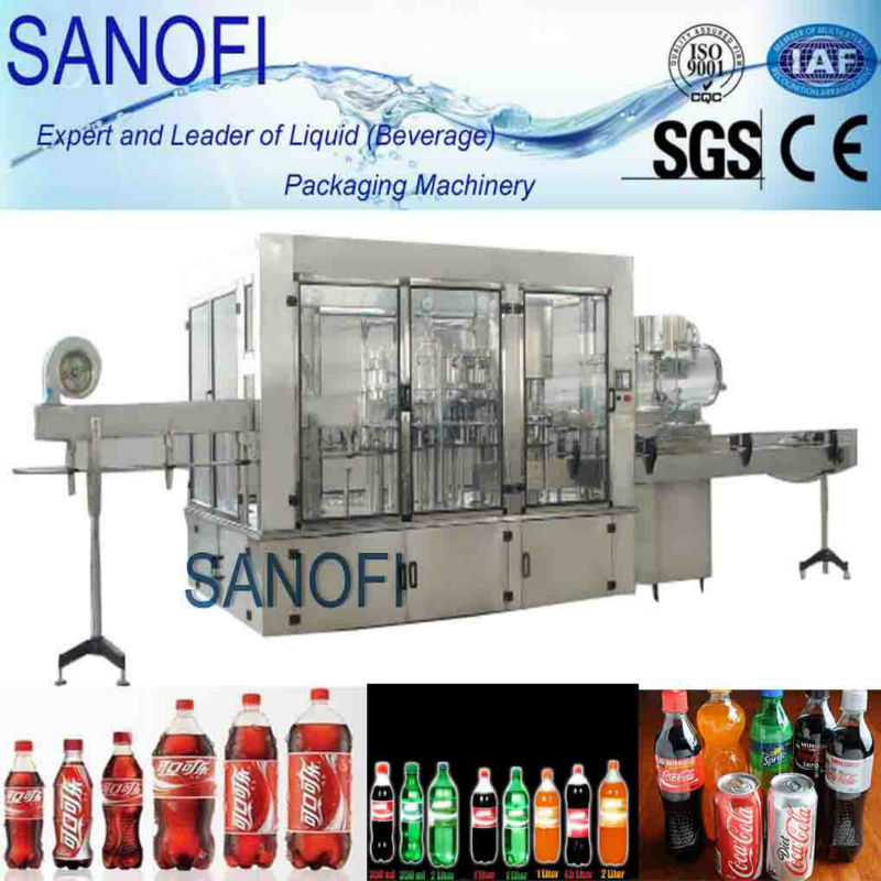 new automatic stainless steel carbonator for soft drink/carbonated beverage filling machine