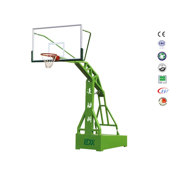Top quality basket ball stand portable basketball system for adult