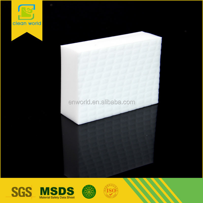 Kitchen/house cleaning Melamine eraser high density magic foam