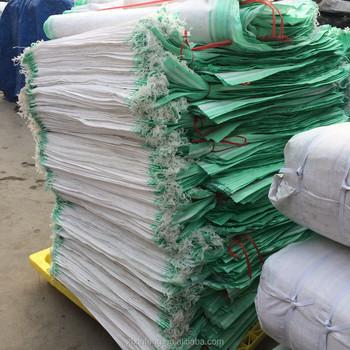 En Feed Bag Fish Polyethylene 25kg Canada Animal Pp Woven