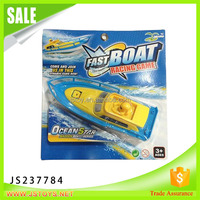 new arrival 2016 mini plastic toy boats for wholesale