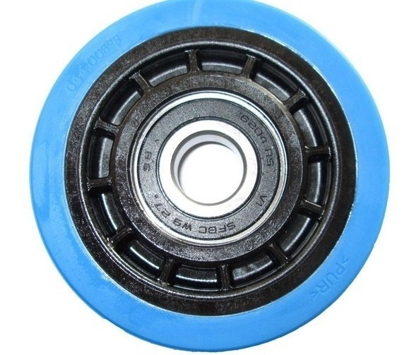 CNRL-149 Escalator Chain Step Skeleton Blue Roller 100*25mm with high quality available in China