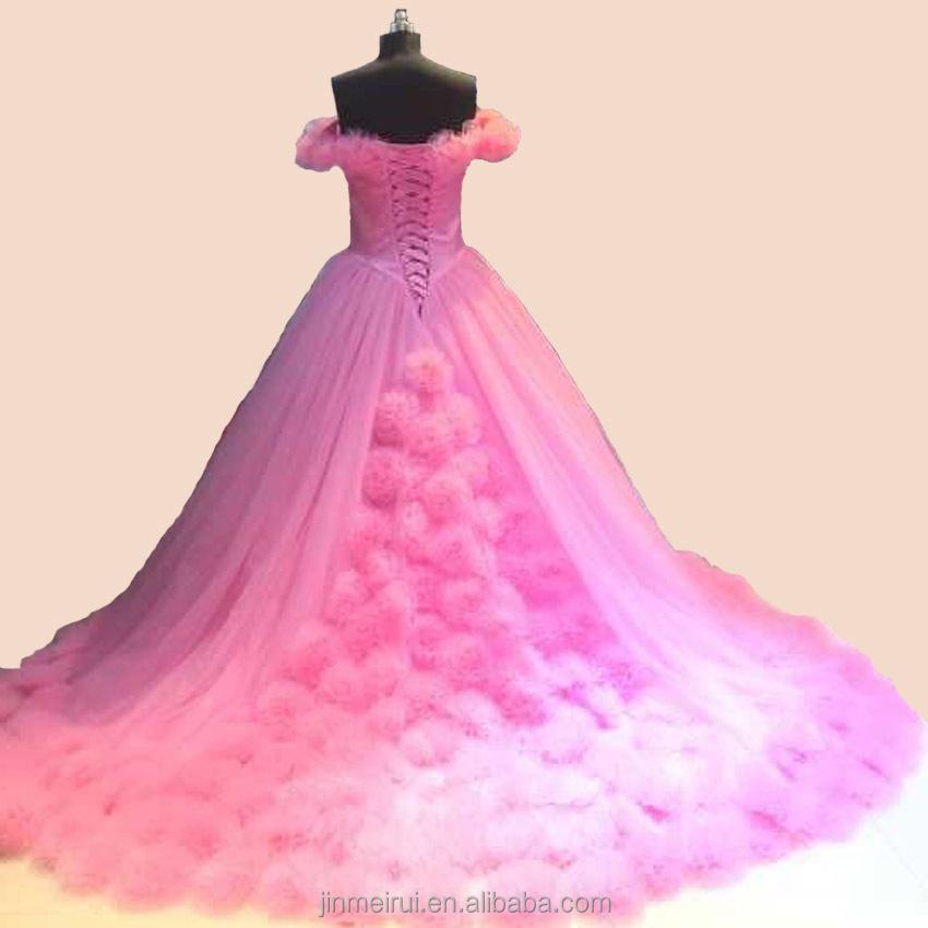 Venta al por mayor vestido novia famosas-Compre online los mejores ...