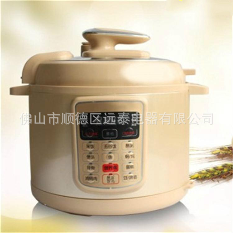 Automatic Electric Pressure Cooker Manufacturers
