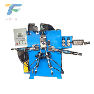 wire packaging deduction shaping machine/S buckle forming machine/ear hook making machine