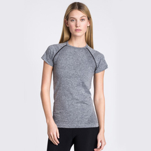 Frauen sport t-<span class=keywords><strong>shirt</strong></span> tri mischung dri fit gym t <span class=keywords><strong>shirt</strong></span> großhandel in china
