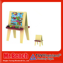 Hot selling children wooden drawing board