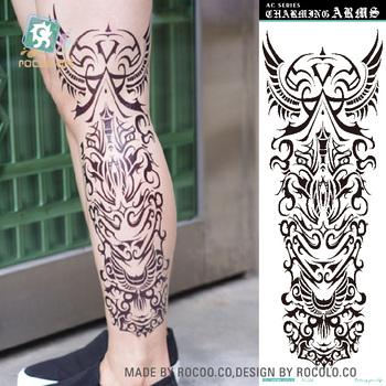Tatuajes Pegatina ac-056/mejor calidad gran diablo tatuajes temporales pegatinas el