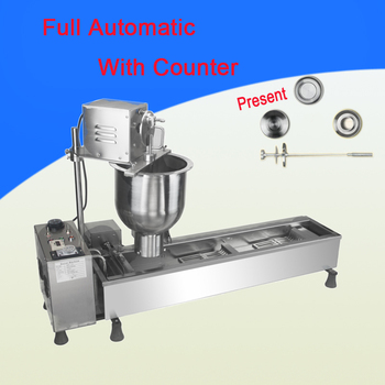 Automatic Flower Donut Making Machine/Mini Bread donut ball making machine