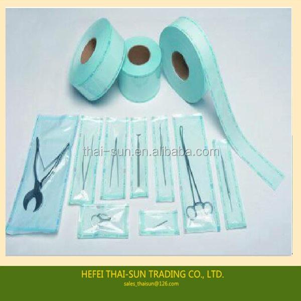 Autoclave Gusseted Sterilization Paper Bag