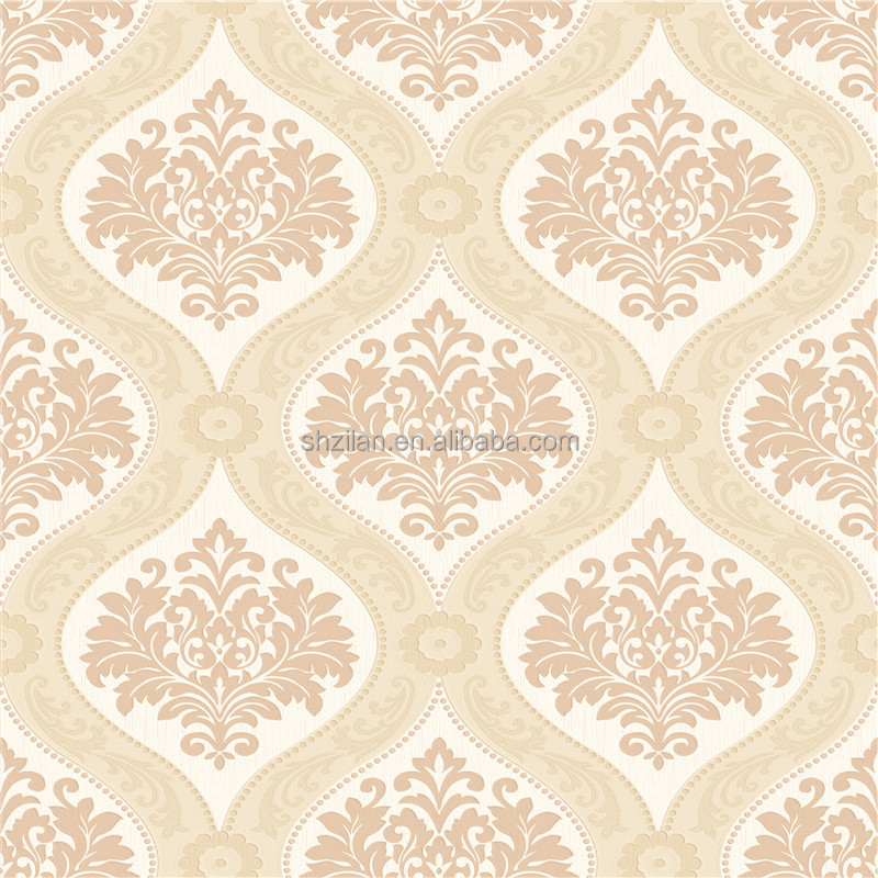 Bedroom Pvc Elegant Wallpaper In Pakistan