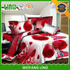 products china quilt/textile fabrics for bed covers/hand embroidery design bed sheet