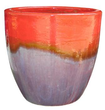 Large Glazed Ceramic Garden Pots  - Buy Large Ceramic Flower Pots,Glazed  Pottery Pots,Large Outdoor Glazed Ceramic Pot Product on Alibaba com