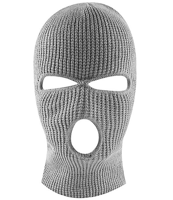 0fed414d8b8 Winter Warm knit ski face mask military full face mask 3 hole ski mask