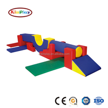 KINPLAY brand High quality and safe soft play kids indoor tunnel playground equipment