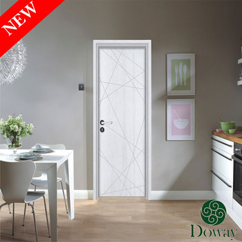 Latest Design Wooden Door Interior Door Room Pvc Flush Door Buy