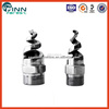 Factory competitive price stainless steel 304 pool spiral fog nozzle fountain nozzles