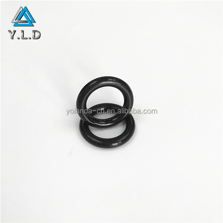 Custom Rubber Products Factory Manufacture Non-standard Rubber O Rings For Solar Mounting System