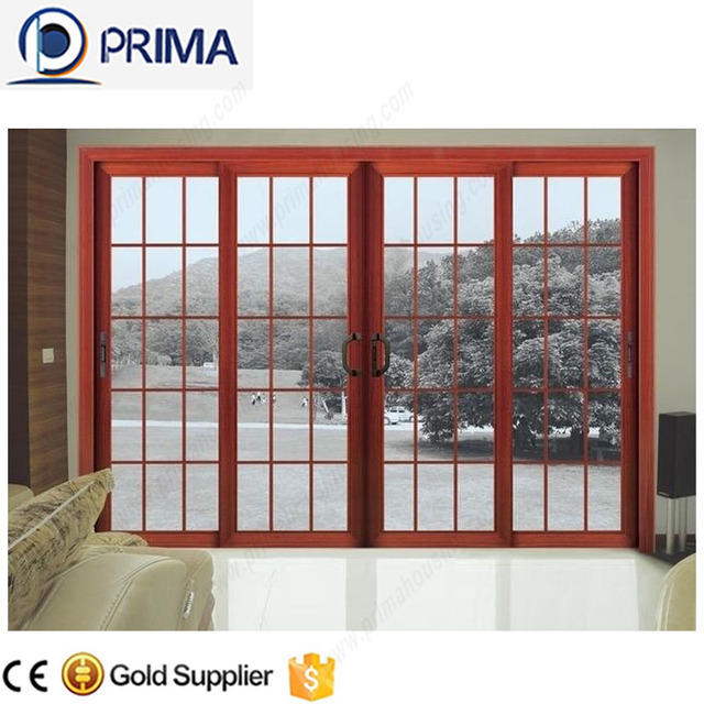 Good Quality Security Sliding Glass Door Grill Design