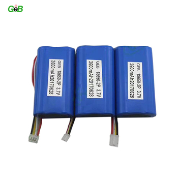 Rechargeable 18650 li ion 3.7v 3600mAh light weight battery packs for electric bike, scooter,car