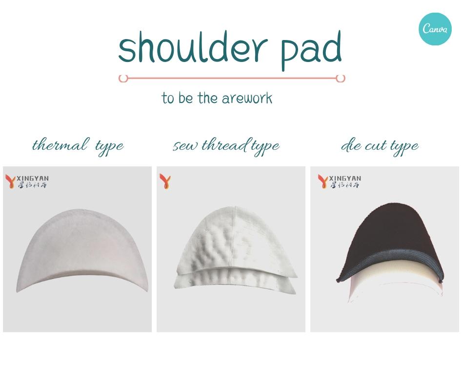 Suit shoulder pads mens Shoulder pads