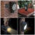 High Quality Led Portable Solar Torch Light