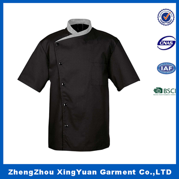 58274d445 Any color poly cotton chef and restaurant uniforms chefs uniform jacket  chinese restaurant waiter uniform hotel