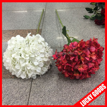2015 popular selling big size artificial flower red hydrangea for 2015 popular selling big size artificial flower red hydrangea for sale mightylinksfo