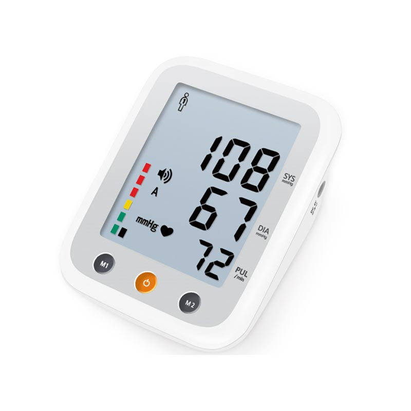 medical electronic portable wrist blood pressure monitor , blood pressure meter