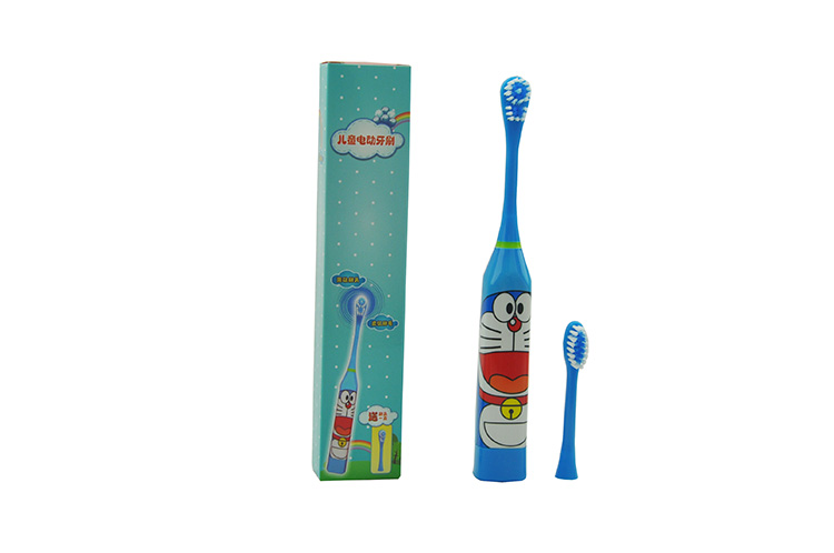 Wholesale Professional Oral Care Electric battery Toothbrush for Children