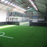 Sport Synthetic Surface of Artificial Grass for Soccer Pitchs