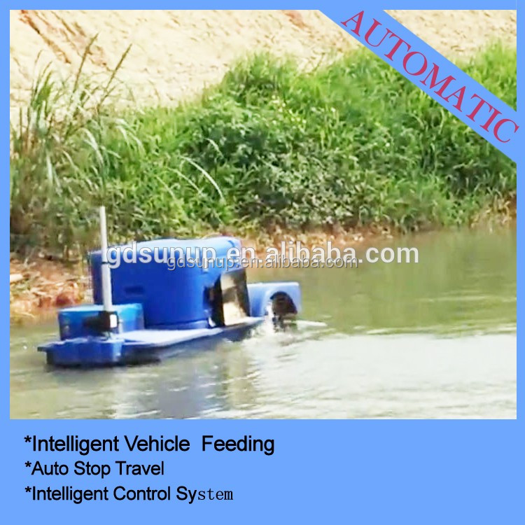 New Design automatic shrimp feeder for aquaculture