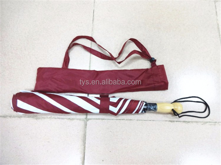 US Market Best Selling Wholesale 2 Fold Golf Umbrella