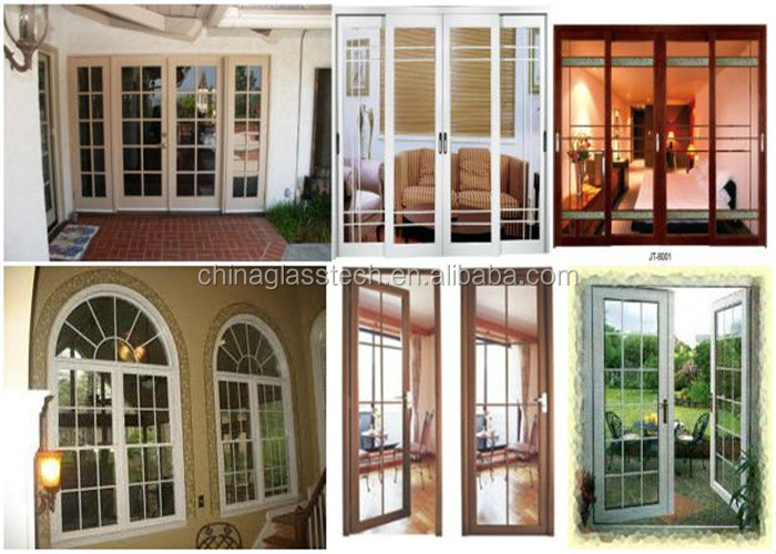 Aluminium alloy profile soundproof latest window designs for Window design indian style