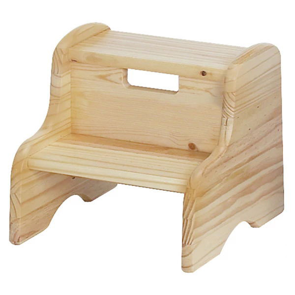High Quality Modern Wooden Kids Step Stool