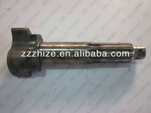 Front axle parts Brake camshaft for Yutong Kinglong Higer bus