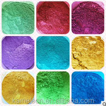 shenzhen Powdered Mica pearl pigment for Makeup Soapmaking Candles