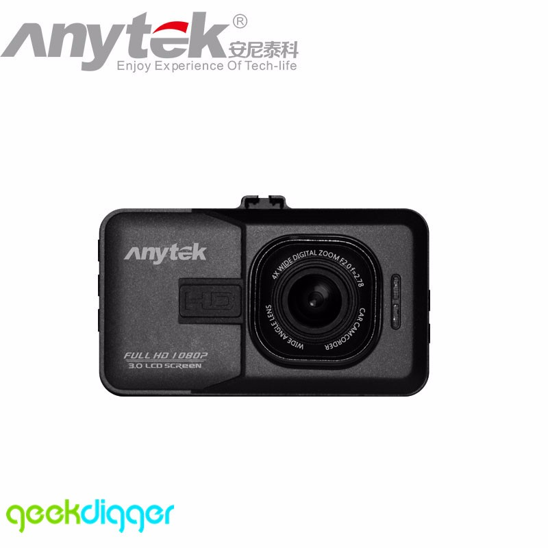 Anytek A98 Car DVR 3.0 Novatek 170 Degree Wide Novatek 96220 Vehicle Video Recorder Full HD 1080P Night Vision Camcorder