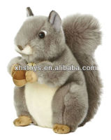 Stuffed Animal Plush Squirrel