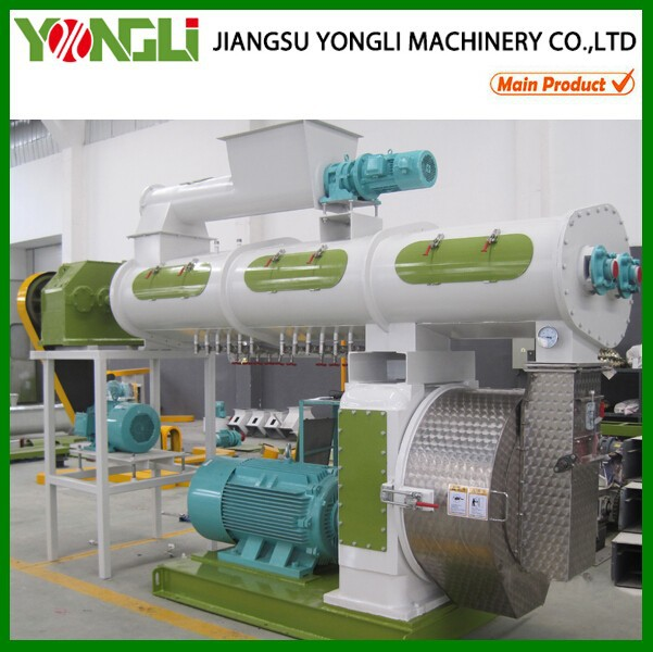 YPM Power Poultry Feed Pellet Milling Machine
