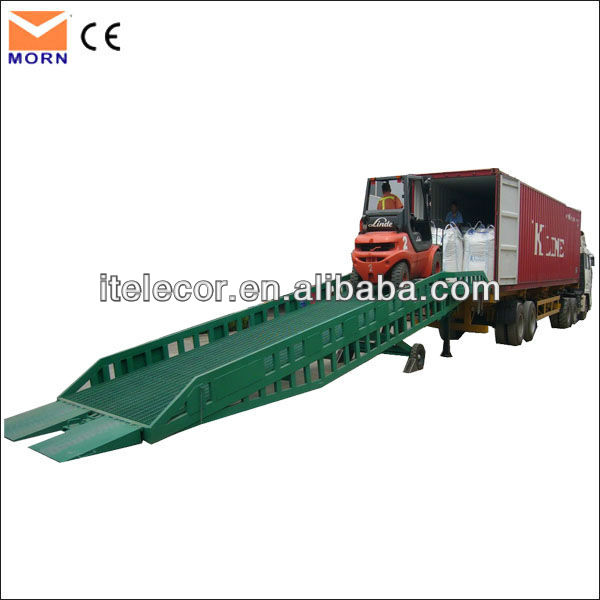 6t container unloading platform for sales