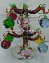 Grape Tree Crystal Fruit As Christmas New Year Gifts