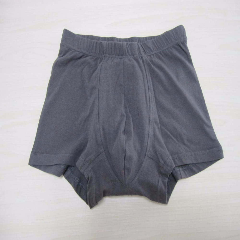 Incontinence Underwear Washable Boxer Brief for Men