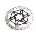 Aluminum Steel Bicycle Hydraulic brakes MTB Bike Disc Brake Rotor 160mm bike brake for cycling 1pcs