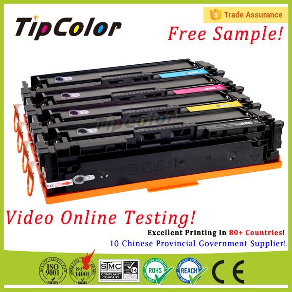 Color Toner Cartridge Compatible Cf400a Cf401a Cf402a Cf403a For ...